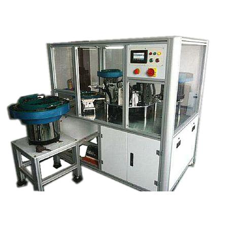 光纤发射器自动组装机