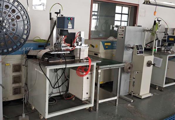 弹片自动焊接包装机